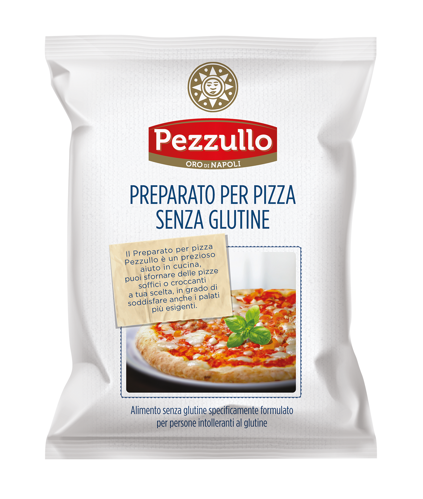 Gluten Free mix for Pizza